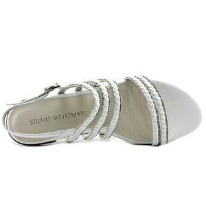 "Stuart Weitzman ""Linedrive"" Sandals 6.5"